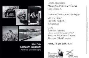 Milan Pešić fotografije - Čačak