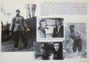 Katalog izlozbe u galeriji Centar u Titogradu 1994