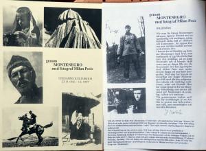 Katalog izložbe u Leksandu i Ljusdalu 1996